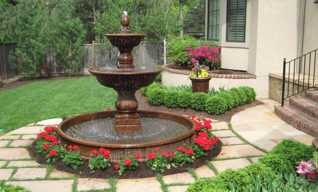 آبشار و آبنما - رامش گل